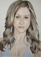 Lacey Chabert Color by golfiscool