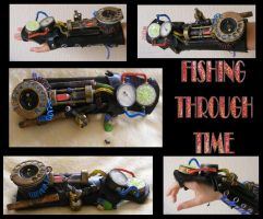 Fishing Through Time - an explorer glove model by amiemo---1