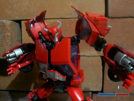 Cliffjumper by jokerjester-campos