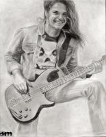 Cliff Burton by sunshine-07