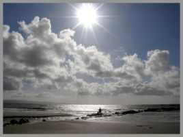 Galway Seaside II, Ireland by Jenvanw