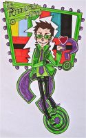 Riddler show by kyoyaka