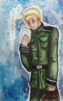 Hetalia: Silly Germany by Tacotits