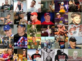 John Felix Anthony Cena by Bubbles1253