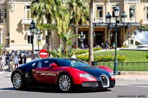 Usual day in Monaco by Attila-Le-Ain
