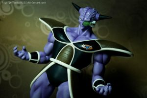 GINEW figure  of Dragonball Z by jeffbedash325