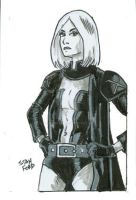 AlphaBabes Emma Frost by jdstanford