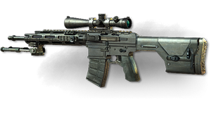 MW3: RSASS by FPSRussia123