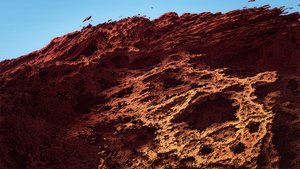 Cliff Face ~ MB3D by JollyFigNut
