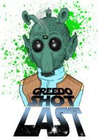 Greedo Shot Last by SumtimesIplaytheFool