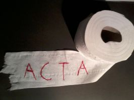 We need ACTA to... what? by ARACHNEcholernychat