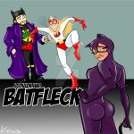 I Coulda Had Batfleck by VixToons-Design