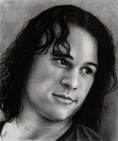 Heath Ledger by Esteljf