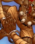 UFS - Dhalsim Character by UdonCrew