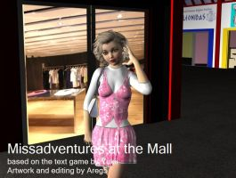 Missadventures at the Mall Chapter Four by areg5