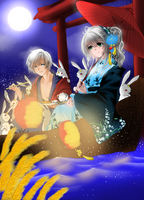[L4S] Moon Festival by ThienHoaLinh00