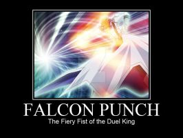Falcon Punch of Jack Altus by Heaven-Phoenix