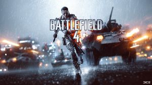 Battlefield 4 - Official Full HD Wallpaper by MuuseDesign