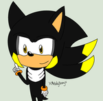 .:Commission:. - Arturo the Hedgehog by XMelodyBronyX