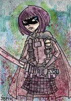 Hit Girl by SpencerPlatt