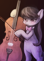 Octavia Melody by luminaura