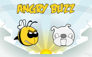 Angry Buzz by BJ-O23