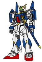 Stormbolt Gundam by Nightwing03