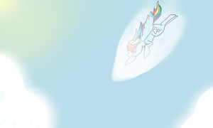 A high-speed pony! by Natural-Melody