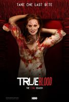 True Blood - The Final Season Poster (Jessica) by emreunayli