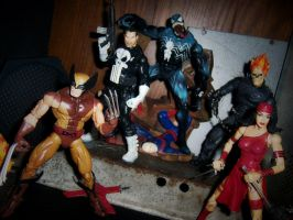 Thunderbolts, 90's style by PsychosisEvermore