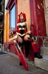 Erza Flame Empress by Elandhyr