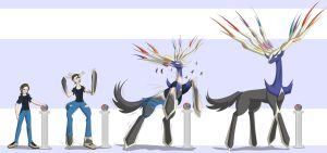 My How You've Grown_Xerneas TF by TFSubmissions