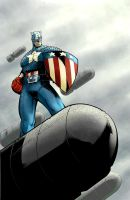 Captain America by PlanetKojo