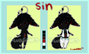 Dusters- Sin [CLOSED] by CorruptedWaffles