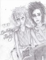 The Birthday Party by infinityindistress