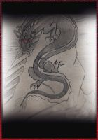 Chinese Ruby Dragon by Selket47