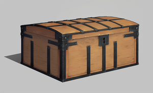 Chest concept by EleniWat