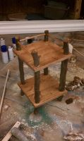 DIY table by Lioness123