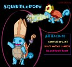 Squirtle Pope by carrousel
