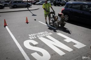 FNS promo 2014.27 Parking space by wchild
