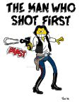 Han Solo by ticulin