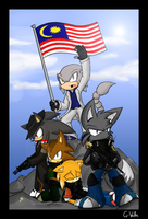 53rd Independence Day:Request: by G-Wolfe