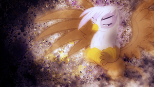 Grungey Gilda Wallpaper by SandwichDelta
