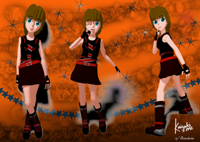 Miki Model Progress: Poses ^^ Price for Rozentwins by kaisaki1342