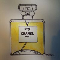Chanel finished by AnalieKate