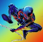 The Spiderman 2099 by JaydanEden
