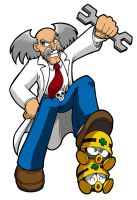 Dr. Wily by Thormeister