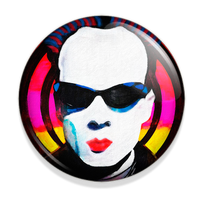 Pin -  Klaus Nomi by fmr0