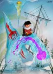 One day on the north pole by AlexLandish