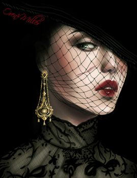 Madame X by OrenMiller
